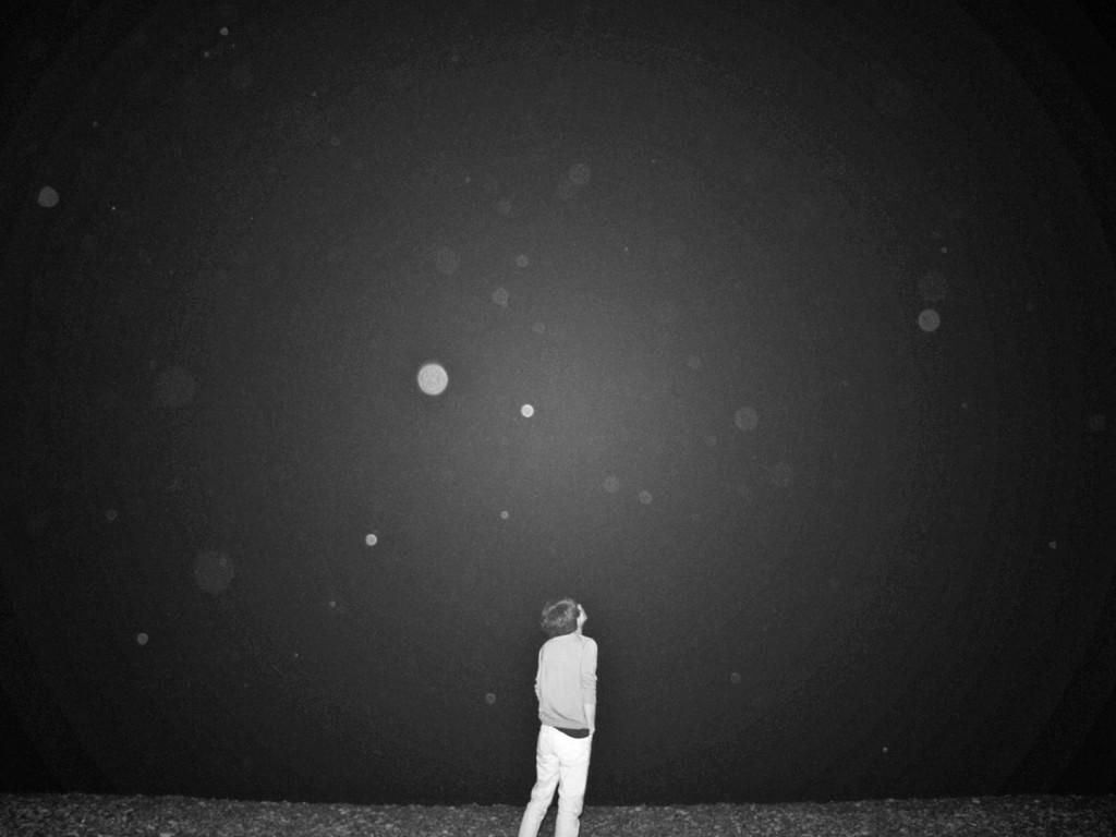 shower of meteors